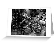 Hoi An Streets Greeting Card
