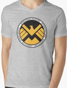 S.H.I.E.L.D. Mens V-Neck T-Shirt