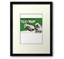 Isle of Man TT Framed Print