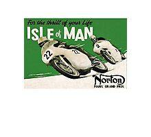 Isle of Man TT Photographic Print