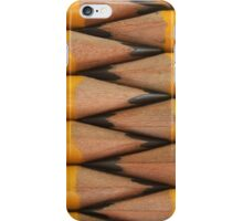 Pencil Tips iPhone Case/Skin