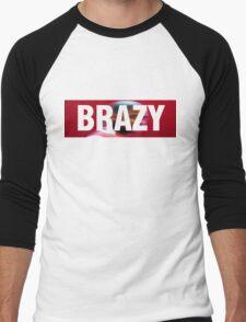 Still Brazy Men's Baseball ¾ T-Shirt