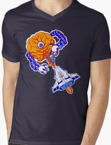 Aim For the Eye! Mens V-Neck T-Shirt