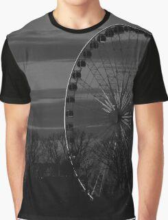 Niagara SkyWheel   Niagara Falls, New York Graphic T-Shirt