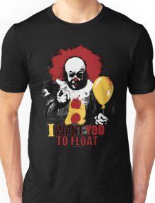 I Want You to Float Unisex T-Shirt