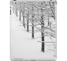 vanishing point iPad Case/Skin