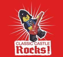 Classic Castle Rocks! One Piece - Short Sleeve