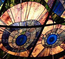Look Into My Glass Eyes by Susan Bergstrom
