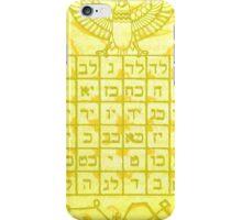 Sol Kamea iPhone Case/Skin