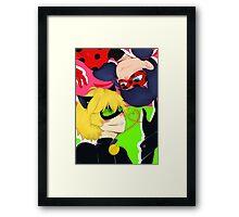 Miraculous Ladybug Framed Print