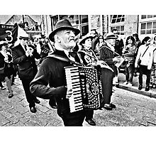 St Ives May Day 2014 Photographic Print