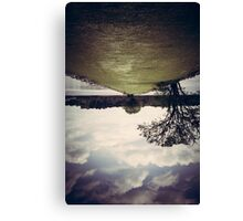 Rightside Up Canvas Print