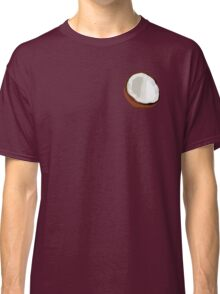 Coconut Vector Classic T-Shirt