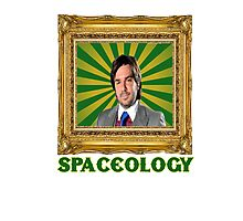 Spaceology/Spaceologist Photographic Print