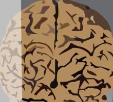 Brain in a Jar Sticker