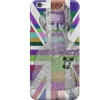 God Shave the Queen! iPhone Case/Skin