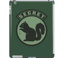 Secret Squirrel - Carp Fishing iPad Case/Skin