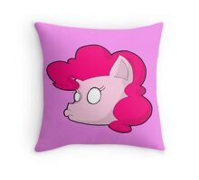 PinkiePie inspired Chibi style Throw Pillow