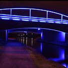 Blue Bridge,Falkirk by Jim Wilson