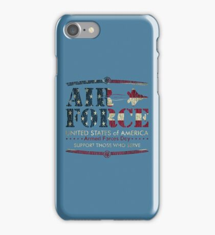 Armed Forces Day - USAF Air Force iPhone Case/Skin