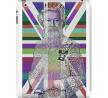 God Shave the Queen! iPad Case/Skin