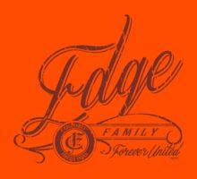 Edge Family - Burnt Orange by Malupali