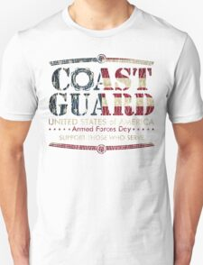 Armed Forces Day - Coast Guard T-Shirt