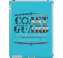 Armed Forces Day - Coast Guard iPad Case/Skin