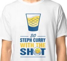 Steph Curry with the Shot Classic T-Shirt