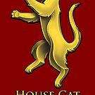 House Cat by c0y0te7