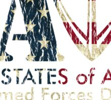 Armed Forces Day - Navy Sticker