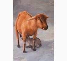 Goat Feeding Baby Unisex T-Shirt