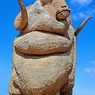 The Big Merino, Goulburn NSW by George Petrovsky