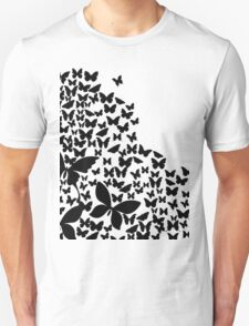 Summer Butterfies Unisex T-Shirt