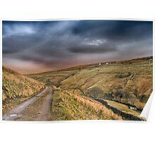 Keld, Yorkshire Dales Poster
