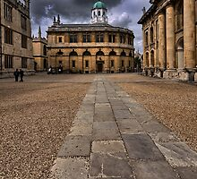 Bodleian Library by Stephen Smith