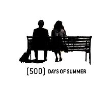 (500) Days of Summer Photographic Print