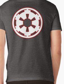 Galactic Empire Symbol Mens V-Neck T-Shirt