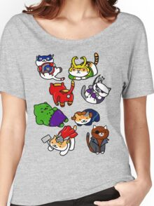 Atsume Assemble Women's Relaxed Fit T-Shirt