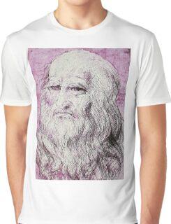 Da vinci Graphic T-Shirt
