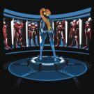 Iron Aran by coinbox tees