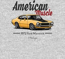 Ford Maverick (yellow) Unisex T-Shirt
