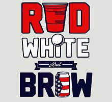 RED-WHITE & BREW Unisex T-Shirt