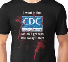 CDC shirt Unisex T-Shirt