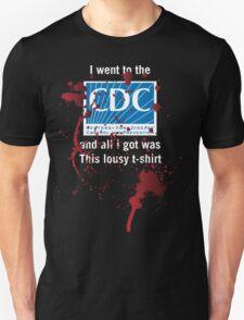 CDC shirt T-Shirt