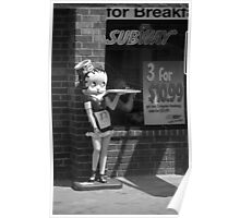 Betty Boop #1 Poster