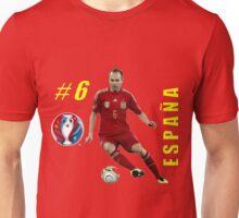 España Euro2016 Unisex T-Shirt
