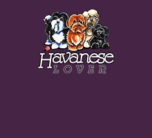 Havanese Lover Womens Fitted T-Shirt