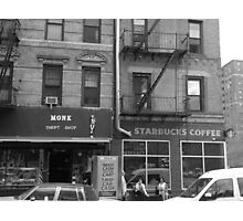 East Village Photographic Print