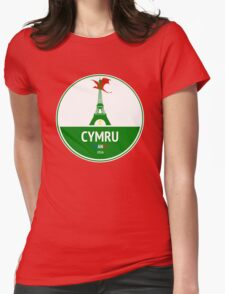 Cymru Womens Fitted T-Shirt